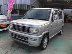 沖縄の中古車 ダイハツ ネイキッド 車両価格 45万円 リ済込 平成14年 7.8万K シルバー
