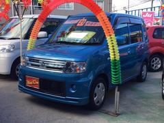 沖縄の中古車 三菱 トッポ 車両価格 43万円 リ済込 平成21年 6.7万K ブルーM