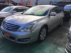 沖縄の中古車 日産 ティアナ 車両価格 69万円 リ済込 平成20年 7.6万K シルバー