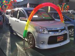 沖縄の中古車 トヨタ シエンタ 車両価格 75万円 リ済込 平成23年 9.4万K パールホワイト