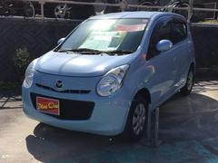 沖縄の中古車 マツダ キャロル 車両価格 52万円 リ未 平成24年 5.8万K ライトブルー