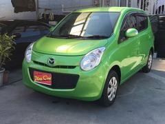 沖縄の中古車 マツダ キャロル 車両価格 42万円 リ済込 平成22年 8.6万K グリーンM