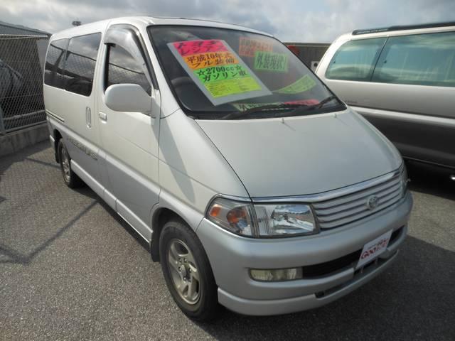 沖縄県の中古車 トヨタ レジアス(ハイエース)のオススメ