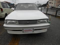 沖縄の中古車 トヨタ マークII 車両価格 29万円 リ済込 平成3年 19.0万K ホワイト