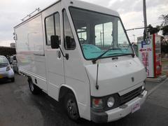 沖縄の中古車 トヨタ クイックデリバリー 車両価格 79万円 リ済込 平成10年 17.3万K ホワイト