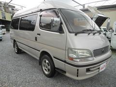 沖縄の中古車 トヨタ ハイエースワゴン 車両価格 79万円 リ済込 平成10年 20.3万K ゴールド