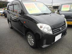 沖縄の中古車 ダイハツ MAX 車両価格 29万円 リ済込 平成17年 9.7万K ブラック