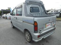沖縄の中古車 ダイハツ ハイゼットカーゴ 車両価格 25万円 リ済込 平成11年 14.5万K グレー