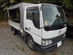沖縄の中古車 マツダ タイタンダッシュ 車両価格 83万円 リ済込 平成18年 12.0万K ホワイト