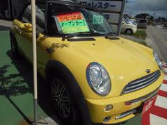 沖縄の中古車 MINI MINI 車両価格 69万円 リ済込 2005年 9.6万K イエロー