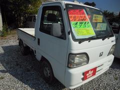沖縄の中古車 ホンダ アクティトラック 車両価格 33万円 リ済込 平成11年 11.6万K ホワイト