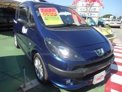 沖縄の中古車 プジョー プジョー 1007 車両価格 39万円 リ済込 2006年 7.5万K 紺