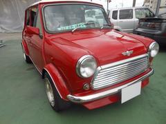 沖縄の中古車 ローバー ローバー MINI 車両価格 43万円 リ済込 1996年 4.5万K レッドII