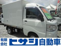沖縄の中古車 ダイハツ ハイゼットトラック 車両価格 41万円 リ済込 平成17年 16.5万K ホワイト