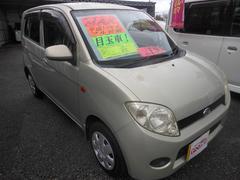 沖縄の中古車 ダイハツ MAX 車両価格 16万円 リ済込 平成15年 15.6万K ゴールド