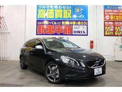沖縄市 ユーポスコザ店 ボルボ ボルボ V60 T4 Rデザインナビ セーフティ パッケージ サヴィルグレーメタリック 18K 2013年