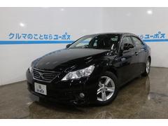 沖縄の中古車 トヨタ マークX 車両価格 118万円 リ済別 平成24年 9.0万K ブラック