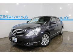 沖縄の中古車 日産 ティアナ 車両価格 78万円 リ済別 平成22年 7.2万K ディープアメジストグレーPM