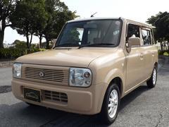 沖縄の中古車 スズキ アルトラパン 車両価格 24万円 リ済込 平成14年 7.9万K ピンク