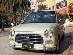 沖縄の中古車 ダイハツ ミラジーノ 車両価格 22万円 リ済込 平成12年 11.0万K LグリーンII