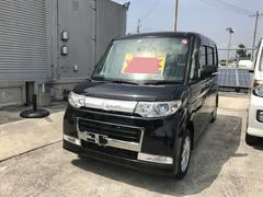 沖縄の中古車 ダイハツ タント 車両価格 39万円 リ済込 平成20年 11.3万K ブラックM