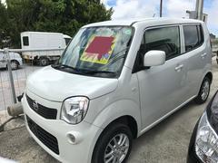 沖縄の中古車 日産 モコ 車両価格 28万円 リ済込 平成24年 17.6万K パールホワイト