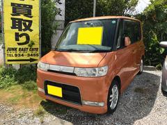 沖縄市 JUNK・EAST・GATE ダイハツ タント  オレンジ 12.5万K 平成18年