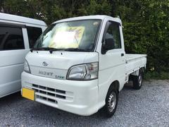 ハイゼットトラック2WD 5速 エアコン LPG