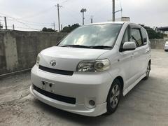 沖縄市 JUNK・EAST・GATE トヨタ ポルテ 150r パール 9.5万K 平成16年