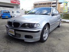 沖縄の中古車 BMW BMW 車両価格 39万円 リ済込 2003年 8.9万K シルバーM