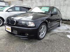 沖縄の中古車 BMW BMW 車両価格 39万円 リ済込 2003年 6.6万K ブラックM