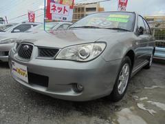 沖縄の中古車 スバル インプレッサスポーツワゴン 車両価格 45万円 リ済込 平成19後 8.0万K シルバーM