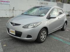 沖縄の中古車 マツダ デミオ 車両価格 55万円 リ済込 平成20年 9.4万K シルバーM