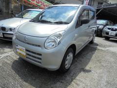 沖縄の中古車 スズキ アルト 車両価格 37万円 リ済込 平成22年 3.0万K シルバー