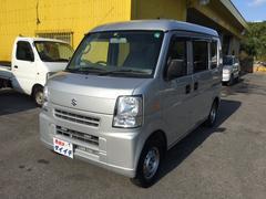 沖縄の中古車 スズキ エブリイ 車両価格 40万円 リ済込 平成23年 10.0万K シルバーM