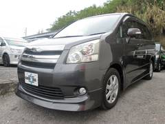 沖縄の中古車 トヨタ ノア 車両価格 35万円 リ済込 平成19年 14.9万K グレーM