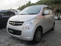 沖縄の中古車 マツダ AZワゴン 車両価格 32万円 リ済込 平成23年 8.5万K シルバーM