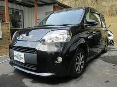 沖縄の中古車 トヨタ ポルテ 車両価格 67万円 リ済込 平成24年 6.8万K ブラックM