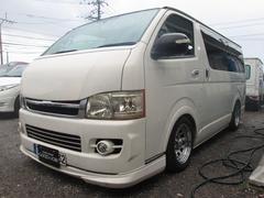 沖縄の中古車 トヨタ レジアスエースバン 車両価格 69万円 リ済込 平成18年 20.6万K ホワイト