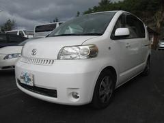 沖縄の中古車 トヨタ ポルテ 車両価格 22万円 リ済込 平成17年 10.7万K パールホワイト