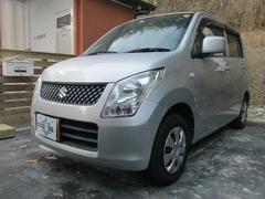 沖縄の中古車 スズキ ワゴンR 車両価格 24万円 リ済込 平成21年 12.7万K シルバーM
