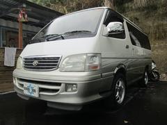 沖縄の中古車 トヨタ ハイエースワゴン 車両価格 67万円 リ済込 平成11年 22.5万K パールII