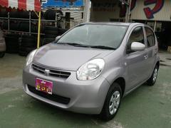 沖縄の中古車 トヨタ パッソ 車両価格 48万円 リ済込 平成22年 7.3万K ラベンダーメタリックオパール