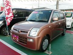 沖縄の中古車 マツダ キャロル 車両価格 44万円 リ済込 平成20年 5.5万K オレンジ