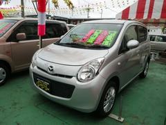 沖縄の中古車 マツダ キャロル 車両価格 44万円 リ済込 平成22年 7.4万K シルバー