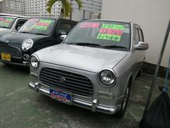 沖縄の中古車 ダイハツ ミラジーノ 車両価格 24万円 リ済込 平成12年 7.5万K シルバー
