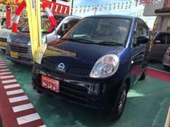 沖縄の中古車 日産 モコ 車両価格 48万円 リ済込 平成21年 6.2万K ダークブルー