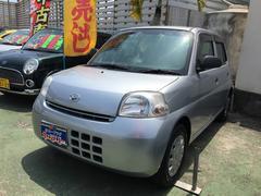 沖縄の中古車 ダイハツ エッセ 車両価格 38万円 リ済込 平成23年 8.2万K シルバー
