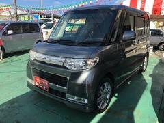 沖縄の中古車 ダイハツ タント 車両価格 67万円 リ済込 平成21年 10.0万K グレー
