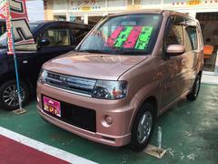 沖縄の中古車 三菱 トッポ 車両価格 48万円 リ済込 平成23年 8.5万K ピンク